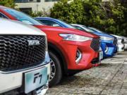 国潮PK韩流  哈弗F7和ix35谁才是年轻人眼中的最潮SUV?