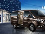 欧系商务MPV 福特途睿欧品质远超大通G10