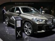 轿跑SUV成法兰克福潮流趋势 凯发游戏点评新一代宝马X6