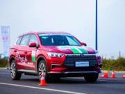 宋Pro EV获2019 CEVC大赛紧凑纯电SUV组综合冠军